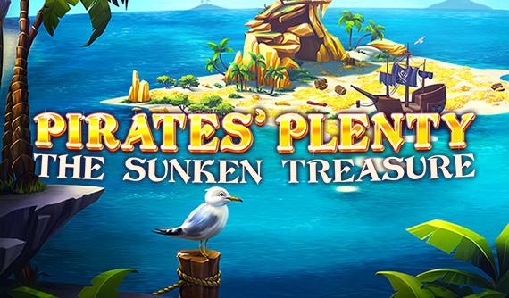 Casino pirate plenty the sunken treasure