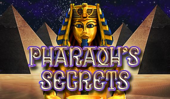 Pharaoh's Secrets Slots Online