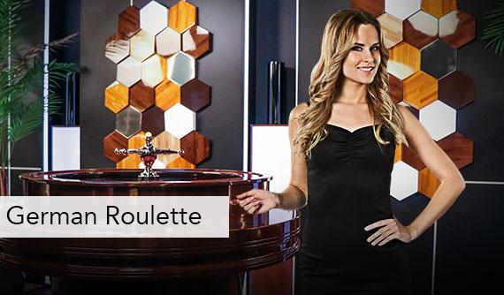 German Roulette Live