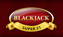 Super 21 Blackjack