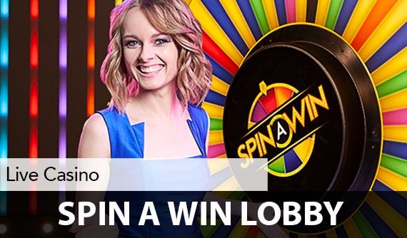 Spin a Win Live Lobby