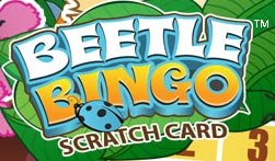Beetle Bingo Scratch