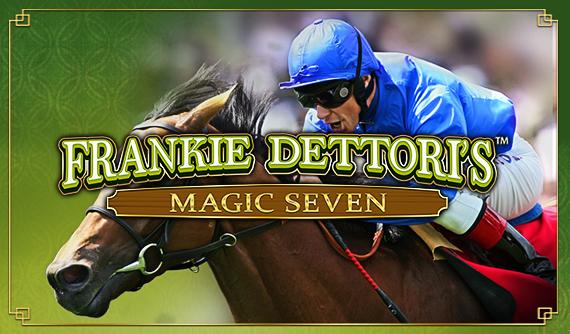 Frankie Dettori's Magic Seven Slots Online