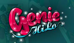 Genie's HiLo Arcade Games