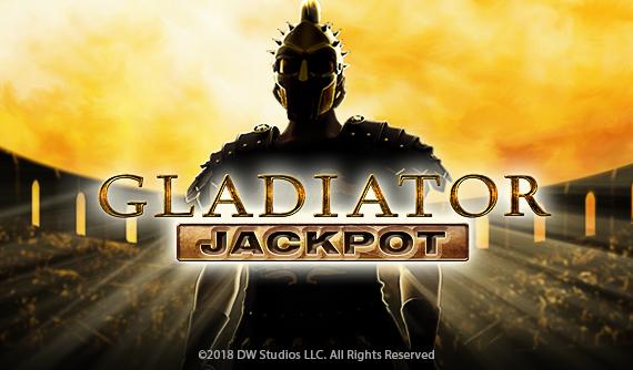 Gladiator Jackpot Slots Online