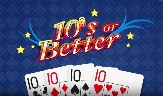 10's or Better Video Poker