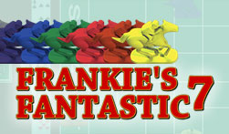 Frankie Fantastic 7 Arcade Games