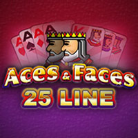 25 Line Aces and Faces