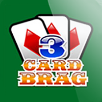 3 Card Brag Table and Card Games