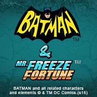 Batman & Mr. Freeze