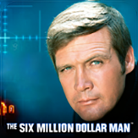 The Six Million Dollar Man Tragamonedas